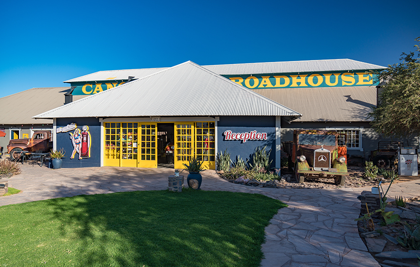 Canyon Roadhouse