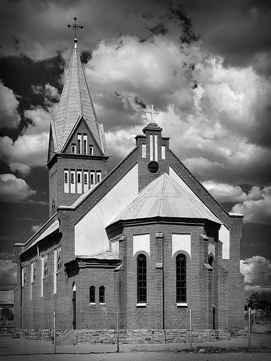 Kirche Karibib