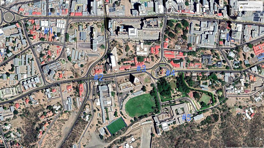 Windhoek Redecker-Bauten