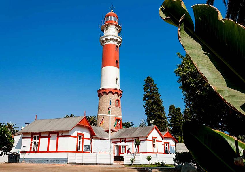 Leuchtturm Swakopmund, Namibia