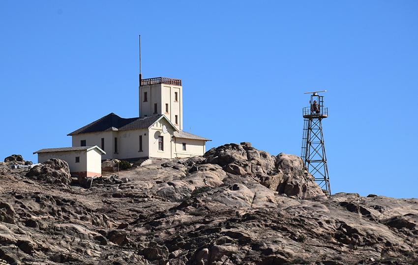 Leuchtturm Lüderitzbucht, Namibia