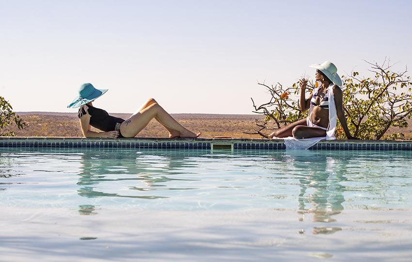 Gondwana Etosha Safari Lodge, Namibia