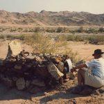 Farm Altdoring, Namibia, von Trothas Grab