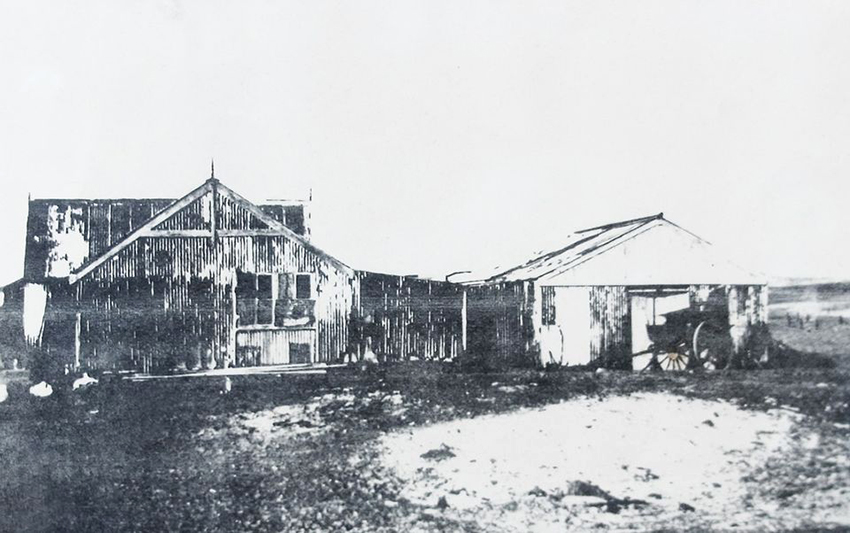 Cape Cross, Namibia, ca. 1900