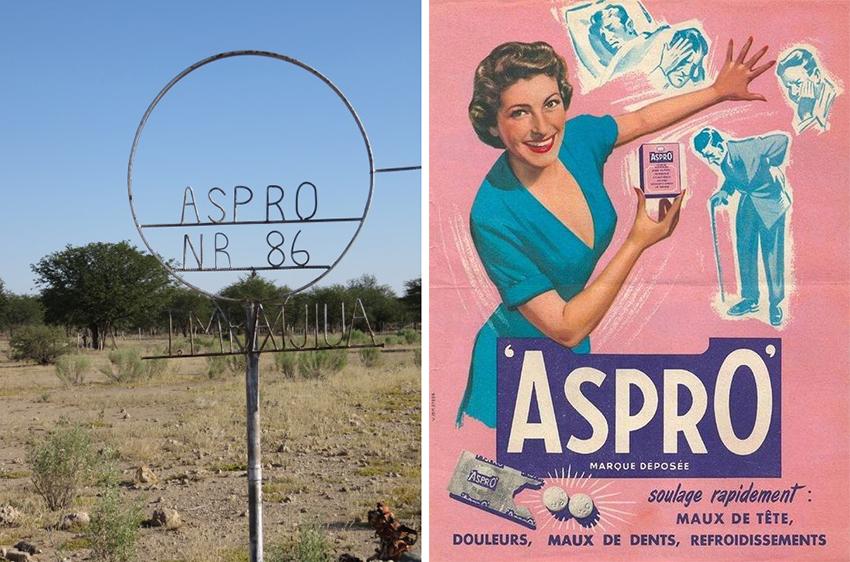 Farm Aspro, Namibia