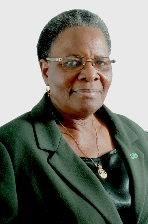 Namibias Außenministerin Netumbo Nandi-Ndaitwah