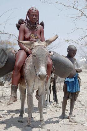 Kaokoland, Himba