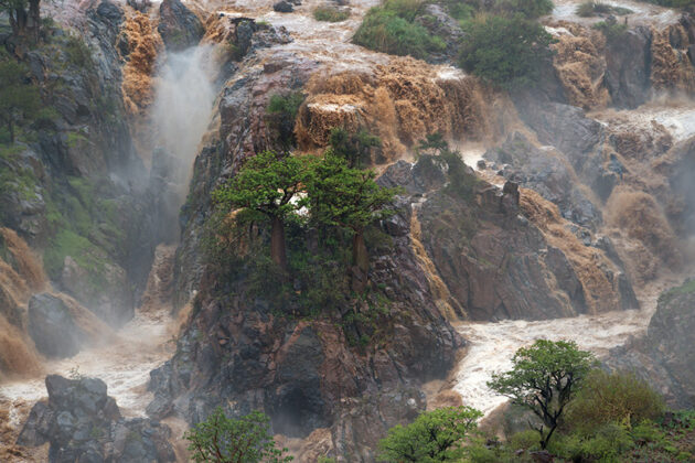 Epupa-Fälle, Namibia
