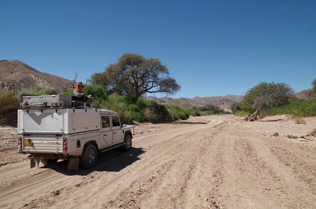 Hoanib, Namibia