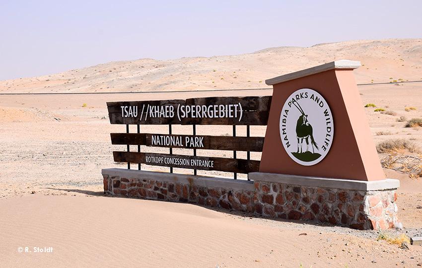Tsau Khaeb (Sperrgebiet) Nationalpark, Namibia