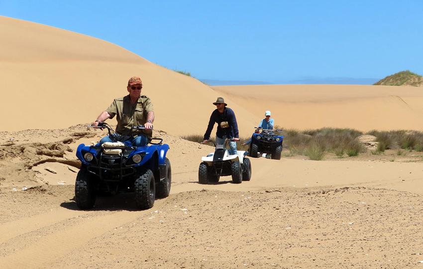 Namibia, Quadbike-Tour