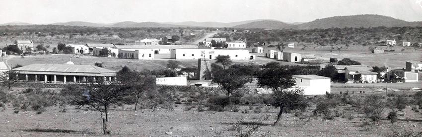 Outjo, Namibia 1912