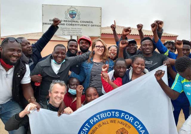 IPC-Partei, Swakopmund