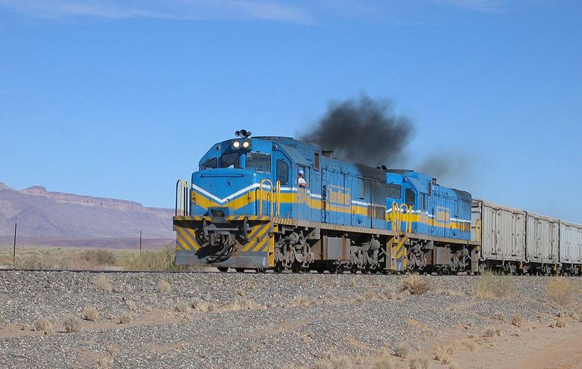 Güterzug, Namibia