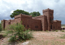Schloss Duwisib, Namibia