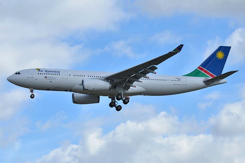 Liquidation Air Namibia