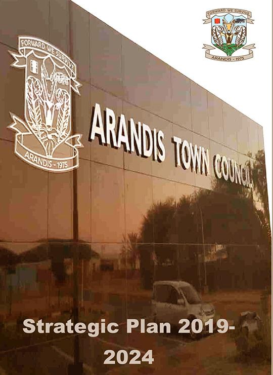 Stadtverwaltung von Arandis