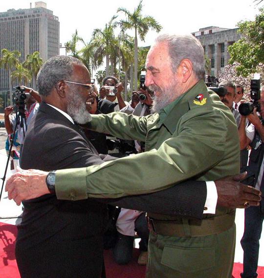 Namibia-Kuba