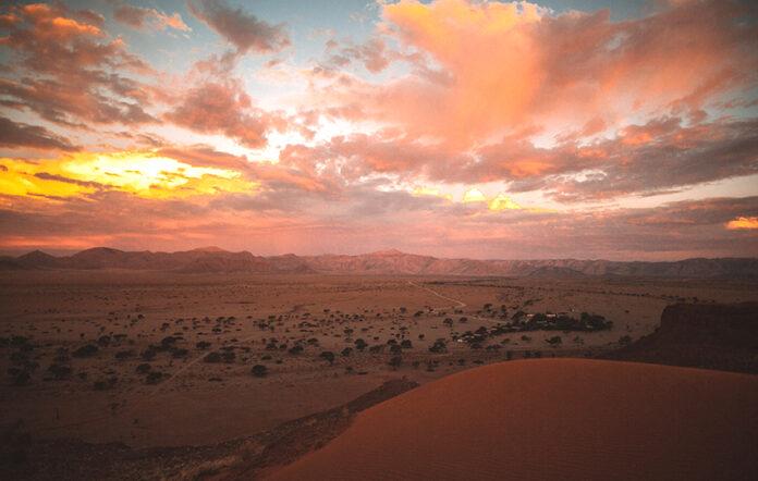 Namib-Naukluft, Namibia