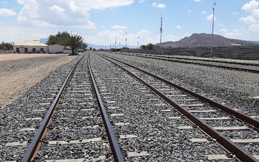 Usakos Eisenbahn