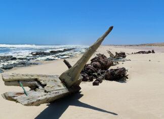 Skelettküste, Namibia