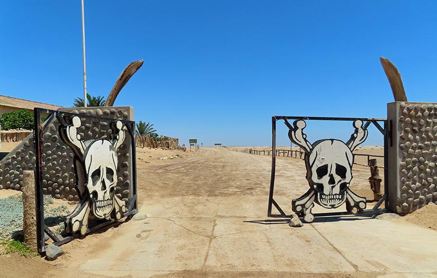 Ugab-Tor, Skelettküste