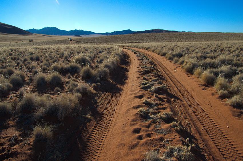 Namibia-Urlaub