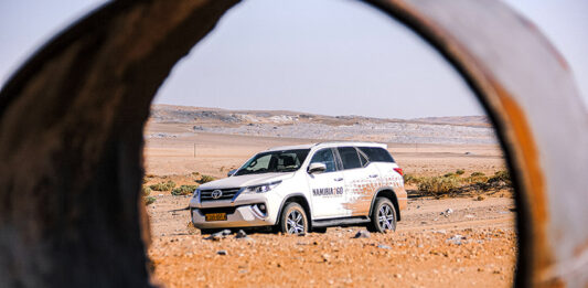 Autovermietung in Namibia