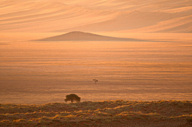 Namibia, Landschaft
