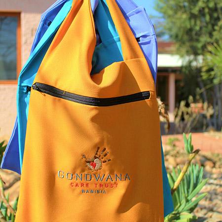 Gondwana Care Trust - Schultaschen-Projekt