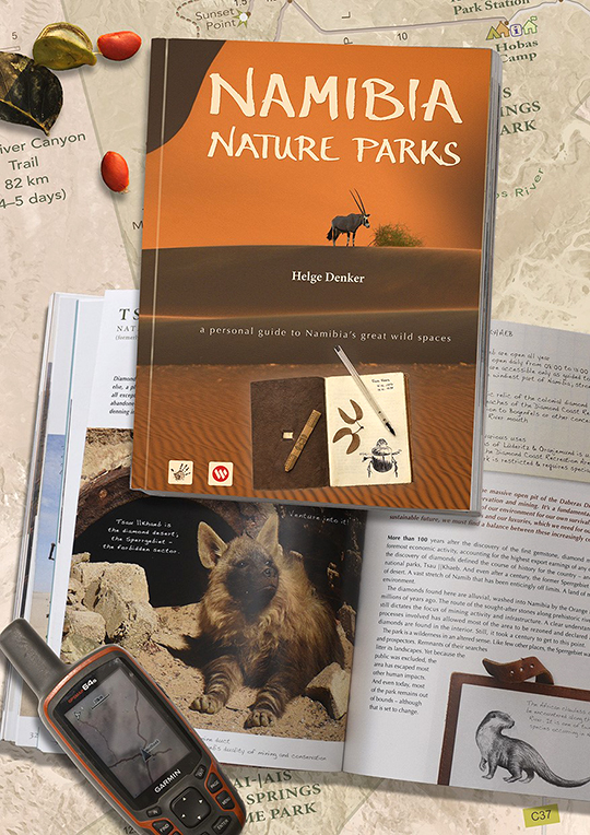 Buch: Namibia Nature Parks