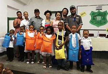 Gondwana Care Trust - Schultaschen