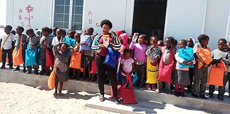 Gondwana Care Trust, Spendenempfäger