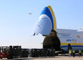 Deutsche Antonov in Namibia