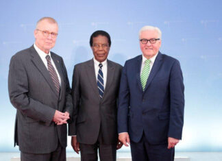 Versöhnungsabkommen Namibia-Deutschland