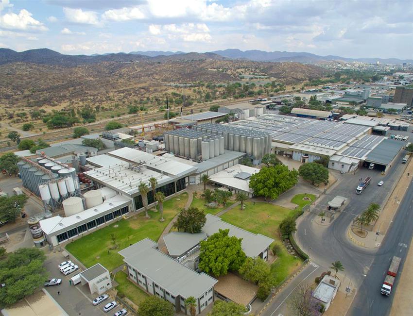 Brauerei Namibia Breweries Ltd in Windhoek