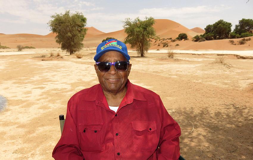 Professor Mburumba Kerina
