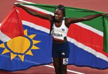 Christine Mboma, Olympics