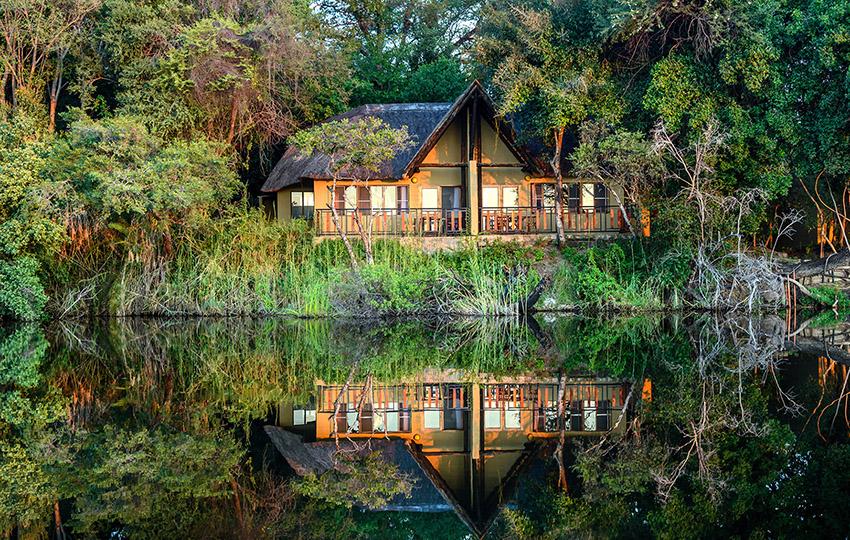 Namushasha River Lodge, Namibia